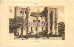 Ansichtskarte AK Niort le Chateau