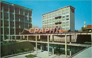 Moderne Karte University of California Residence Halls Bekeley California