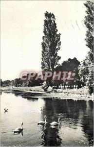 Moderne Karte Le Chateau de Chantilly (Oise) Le Parc Le Grand Canal