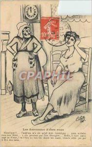 Ansichtskarte AK Les Amoureux d'chez nous