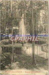 Ansichtskarte AK Vichy Bellerive Source Intermittente
