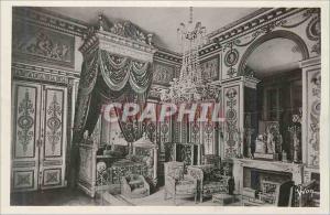 Moderne Karte Palais de Fontainebleau La Douce France Chambre a Coucher de Napoleon Ier