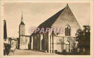 Ansichtskarte AK Guitres (Gironde) Eglise Notre Dame