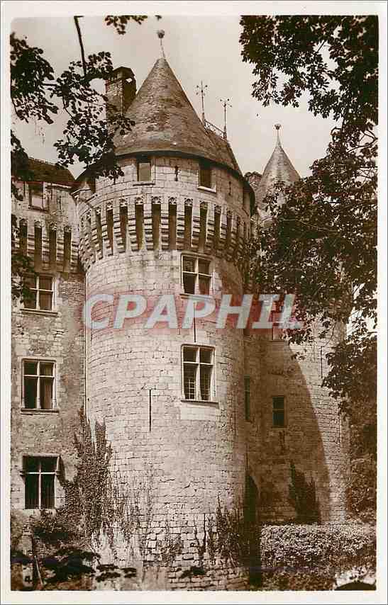 Ansichtskarte AK Nogent Le Rotrou (E Et L) Chateau Feodal