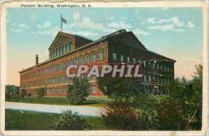 Ansichtskarte AK Pension Building Washington D C