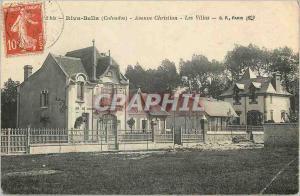 Ansichtskarte AK Riva Bella (Calvados) Avenue Christian Les Villas