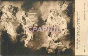 Ansichtskarte AK Musee du Louvre Rubens (Pierre Paul) Le Triomphe de la Verite