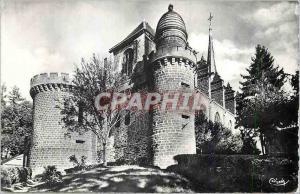 Moderne Karte Toucy (Yonne) L'Eglise du XVe S Le Donjon et la Tour de l'ancinne Forteresse