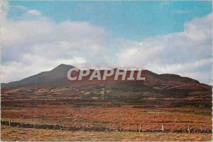 Moderne Karte Muckish and Cruckatee from Massinass Co Donegal