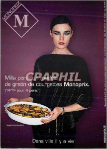 Moderne Karte Monoprix Milla Porte un modele de Grantin de Courgettes Dans la Ville il y a Vie