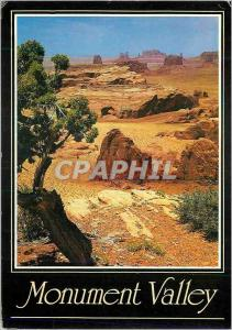 Moderne Karte Monument Valley Arizona  An Inspiring View of time warn Monument Valley