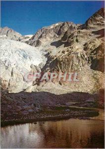 Moderne Karte Masif de l'Oisans Refuge du Glacier Blanc 2550m