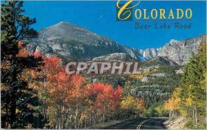 Moderne Karte Colorado Bear Lake Road