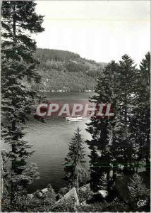 Moderne Karte Gerardmer Echappee sur le Lac