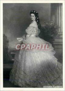 Ansichtskarte AK Kaisern Elisabeth