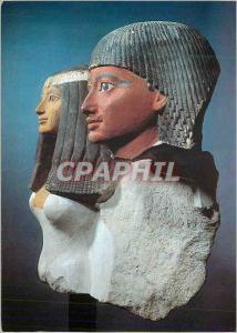Moderne Karte Paris Musee du Louvre Departement des Antiquites egyptiennes La Crypte de l'Osiris