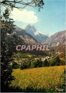 Moderne Karte Pelvoux (Haute Alpes)