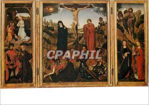 Moderne Karte Van Der Weyden Roger Rogier Triptyque Sforza Bruxelles Musees royaux des Beaux Arts