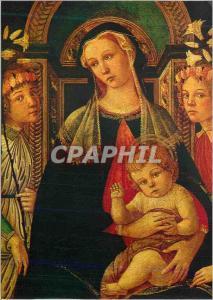 Moderne Karte La Vierge et l'Enfant