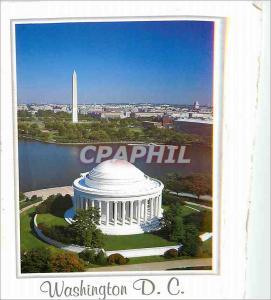 Moderne Karte Washington DC