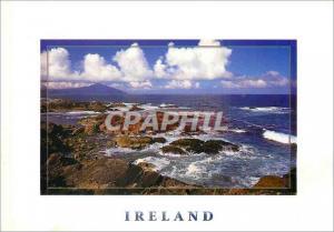 Moderne Karte Greeting from Ireland