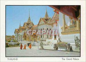 Moderne Karte Thailand The Grand Palace Bangkok