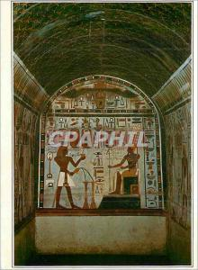 Moderne Karte Egypt Painted Chapel of King Thotmes III 18h Dyn