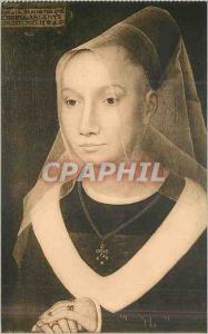 Ansichtskarte AK Portrait de Marie Morcel Siecle de Guillaume Morcel