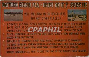 Moderne Karte Daytona Beach Fla Drive ont it Sure Beach News Journal Florida Board of Conservation
