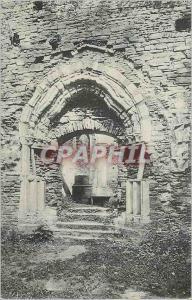 Ansichtskarte AK Abbaye de Villers Porte Trilobee