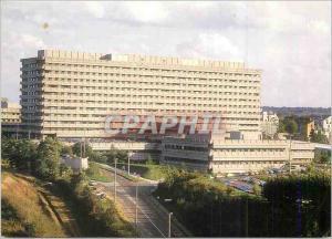Moderne Karte Louvain en Woluwe les Cliniques Universitaires Saint Luc
