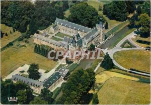 Moderne Karte Louvain (Heverlee) Chateau des Ducs d'Arenberg