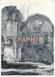 Moderne Karte Ruines de l'Ancienne Eglise d'Orval Rose du Transept