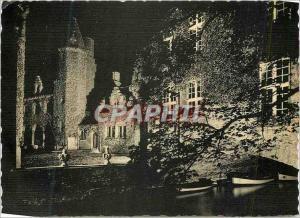 Moderne Karte Bruges Illumination Gruuthouse