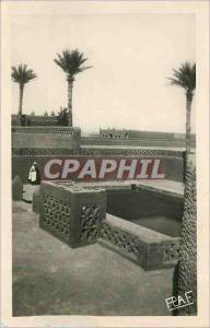 Moderne Karte Adrar (Touat Sahara) Piscine Alimentee par l'Eau des Foggaras