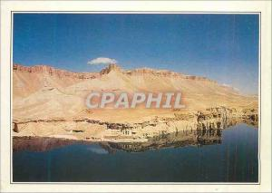 Moderne Karte A l'Ouest de Kaboul Blotte au pied des Plateaux arides de l'Hindu Kuch