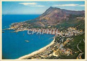 Moderne Karte South Africa Cape Peninsula A nautical air Pervades Simonstown home base