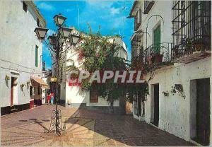 Moderne Karte Marbella (Costa del Sol) Place Altamirano
