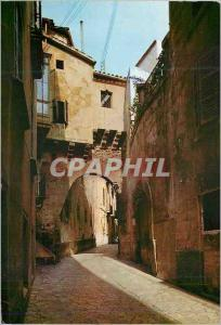 Moderne Karte Palma de Mallorca Arcade de la Rue Almudaina