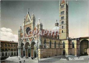 Moderne Karte Siena Dome