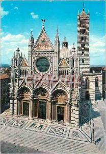 Moderne Karte Siena Le Dome