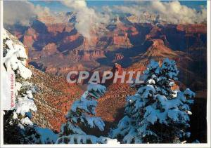 Moderne Karte Gand Canyon National Park Arizona