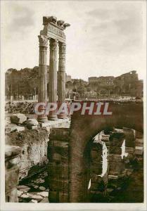 Moderne Karte Roma Tempio di Venere Genitrice nel Foro di Cesare