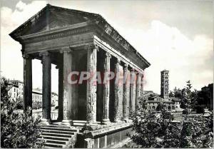 Moderne Karte Roma Temple de la Fortune Virile