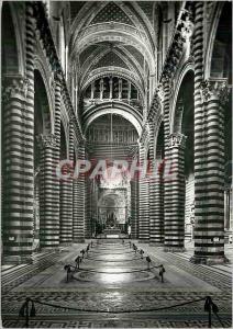 Moderne Karte Siena L'Oeuvre Metropolitaine Interne du Dome