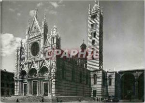 Moderne Karte Siena L'Oeuvre Metropolitaine Le Dome