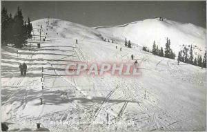 Moderne Karte  Ski Autriche