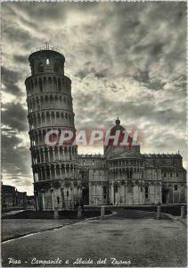 Moderne Karte Pisa Campanile e Abside del Duomo
