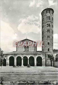 Moderne Karte Ravenna S Apollinare Nuovo (VI Secolo) Esterno