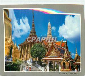 Moderne Karte Bangkok Thailand an Interesting View of a Part of Wat (Temple) Phra Keo at Bangkok Thailand